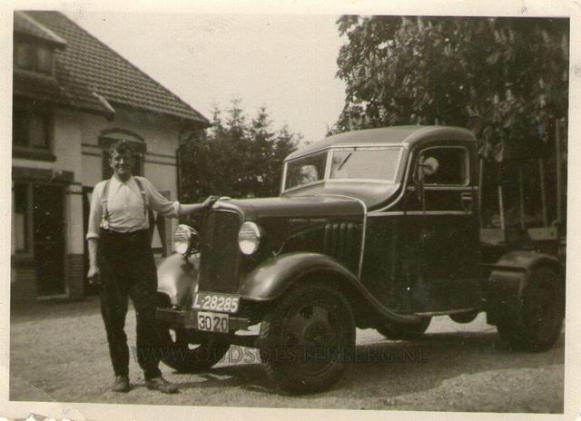 Peter van de Weerd 1930 jan kroll