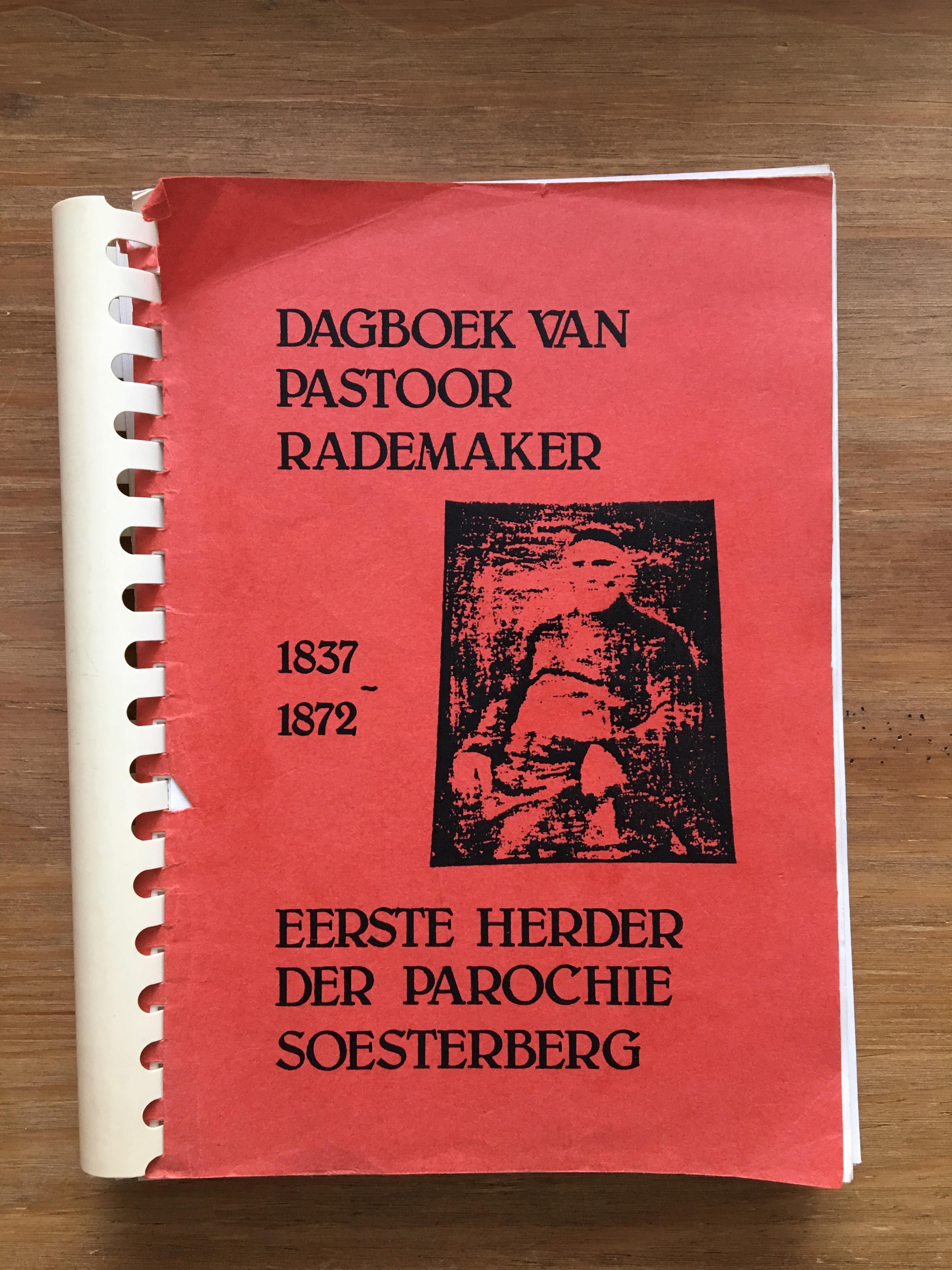 Ludovicus Rademaker pastoor soesterberg